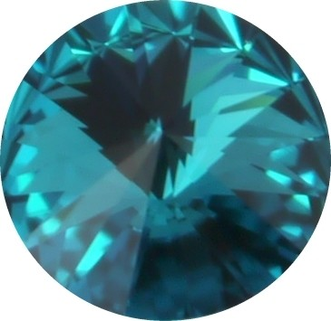 Swarovski Elements SS29 (6.14 - 6.32 mm) blue Zircon
