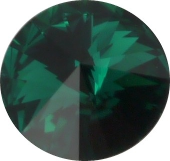 Swarovski Elements SS29 (6.14 - 6.32 mm) Rivoli Emerald