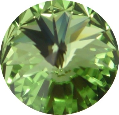 Swarovski Elements SS29 (6.14 - 6.32 mm) Rivoli Peridot
