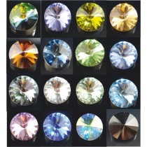 Swarovski Elements 1122 SS47 (10.540 - 10.912 mm) Rivoli
